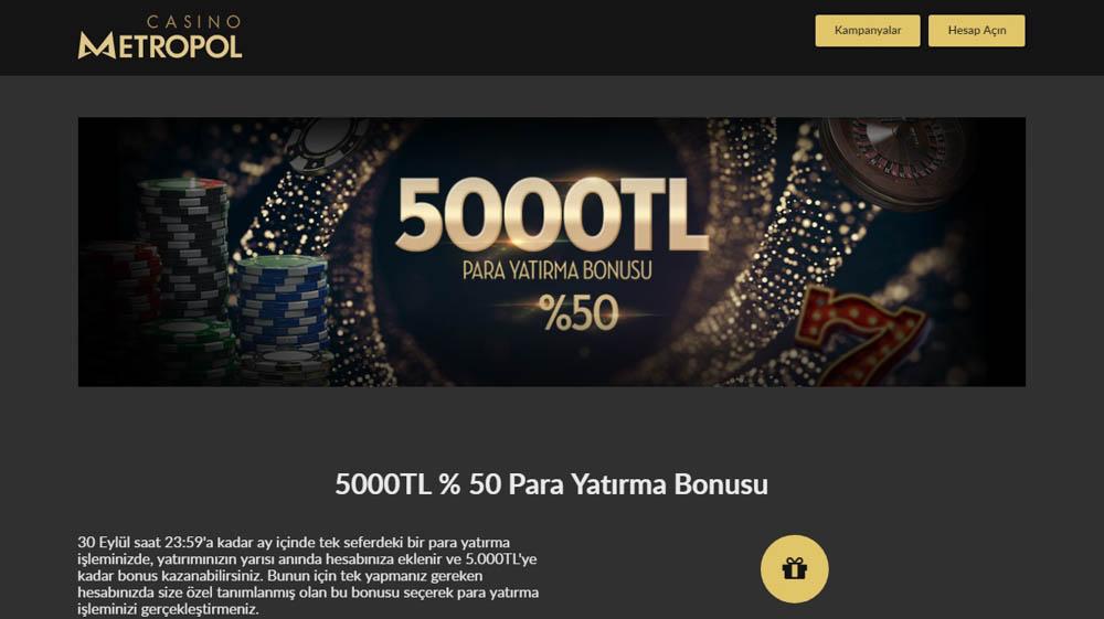 Casino Metropol Hakkinda
