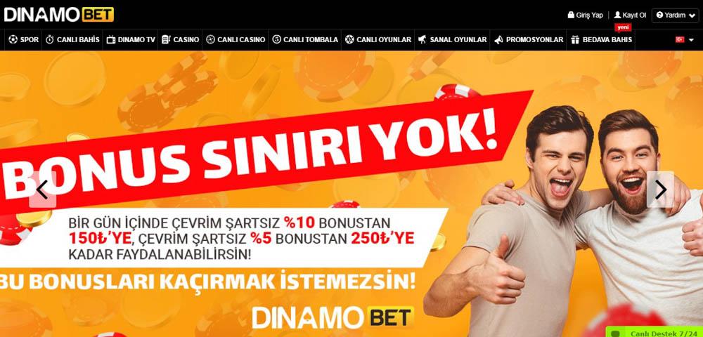 Dinamobet Kaliteli Bahis