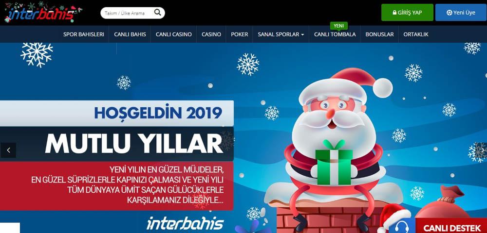 Interbahis Casino Oyunlari