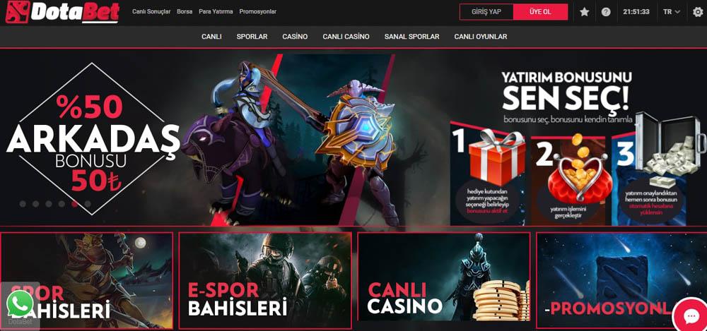 Canli Casino Secenekleri