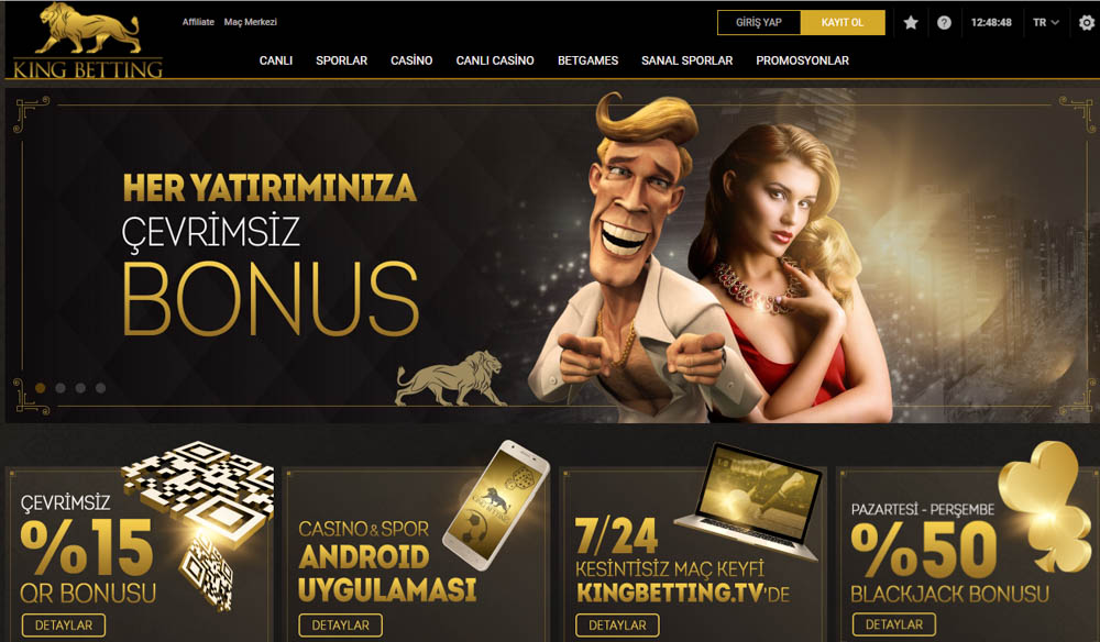 Kingbetting Giris